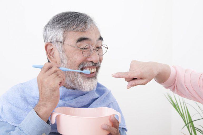 口腔ケアによる健康維持